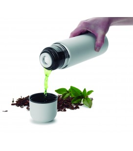 Thermo Soft Touch blanc bol inlcude 18/10 de Lacor