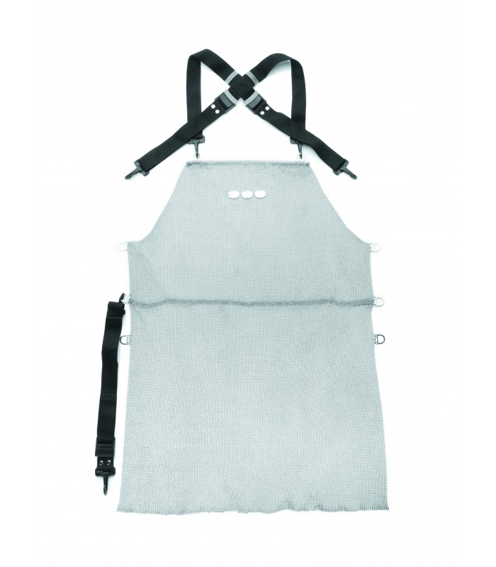 treillis m tallique tablier lacor inox 80 x 55 cm. Black Bedroom Furniture Sets. Home Design Ideas