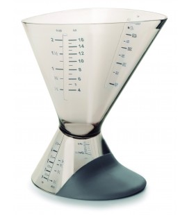 Double measuring jug using 500 + 100 ml-oz - c of Lacor