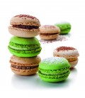 Mold double macarons 39 x 29 CM of Lacor