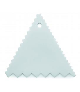 Peigne en plastique de décoration Lacor