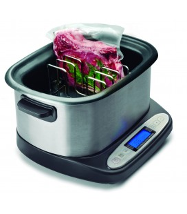 Sous vide multifuncion 6 litros 1500W de Lacor