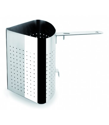 Strainer 4 stainless steel 18/10 of Lacor sectors