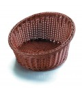 Basket of bread round Brown maxi of Lacor