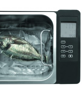 Cooker to low temperature Sous Vide of Lacor