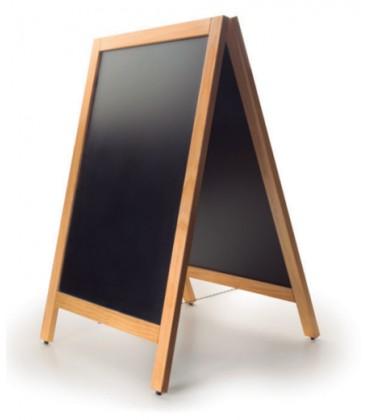 Blackboard menu of Lacor