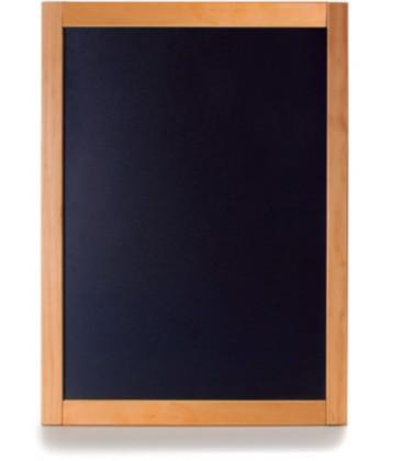 Chalkboard menu hanging Lacor