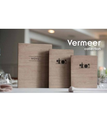 Portamenu Vermeer de Lacor