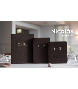 Portamenu Nicolas from Lacor
