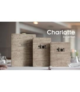 Portamenu Charlotte de Lacor