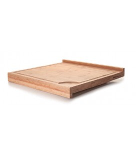 Lacor Dual bamboo cutting board
